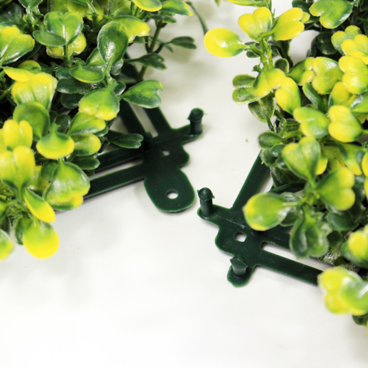 Artificial Boxwood Hedges for Instant Green Walls, Fence Covering: tropical  by Sunwing Industrial Co., Ltd.,Tropical Plastic