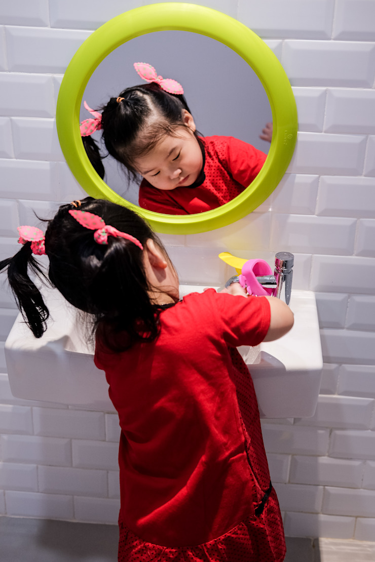 Kids Toilet (Toilet Anak) Oleh Roemah Cantik