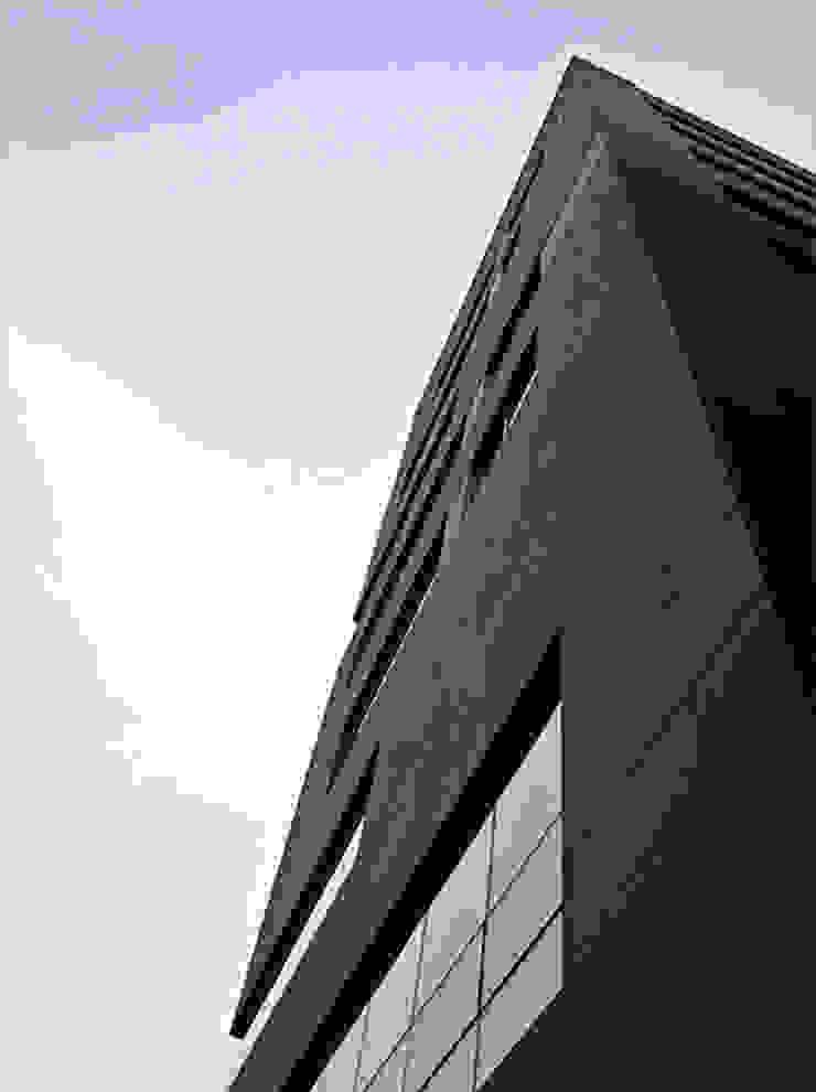 외부부분 by (주)건축사사무소 예인그룹 모던 대리석