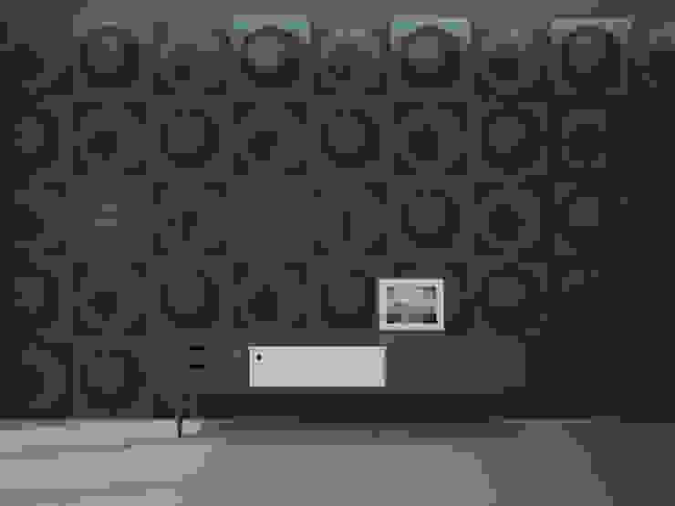 Modern walls & floors by PanelPanel Modern Plywood