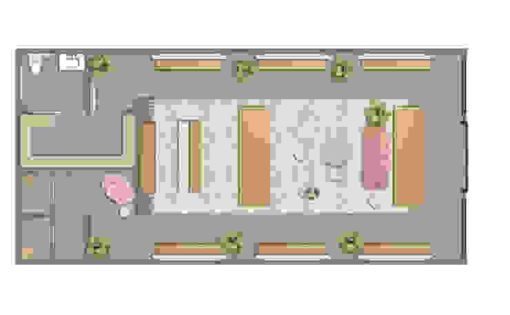 PILYQ DESIGN GUIDE | Espacio Large de C | C INTERIOR ARCHITECTURE Moderno