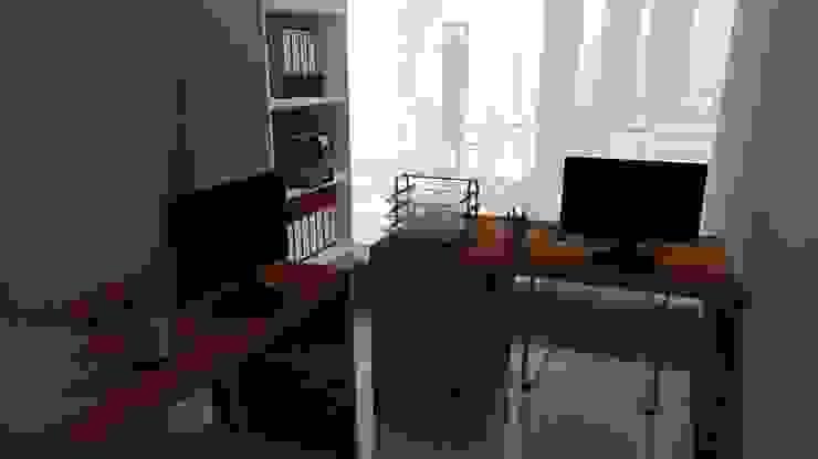 Rencana tata Ruang Kantor ( Slipi ) Oleh Indra Jatmika Hardi