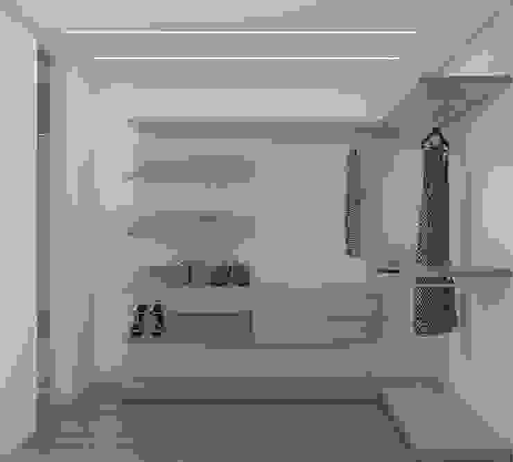La Llovizna Modern Dressing Room by Spazio Design Modern
