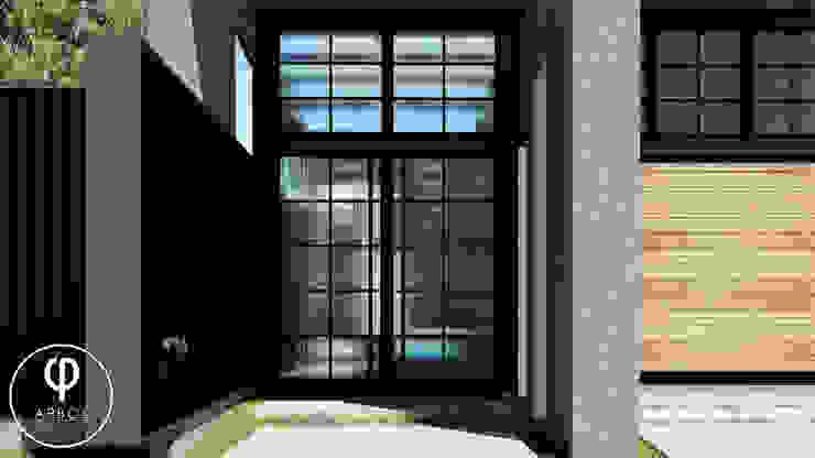 ประตู โดย ARBOL Arquitectos ,