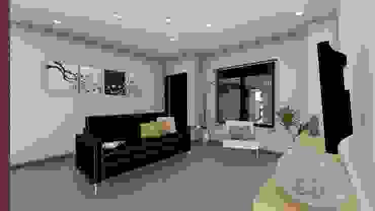 Vivienda en Duplex ARBOL Arquitectos Livings modernos: Ideas, imágenes y decoración