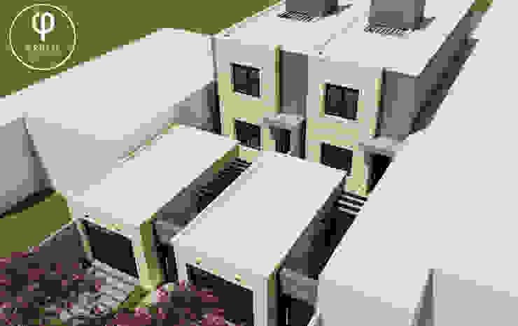 Vivienda en Duplex ARBOL Arquitectos Casas modernas: Ideas, imágenes y decoración
