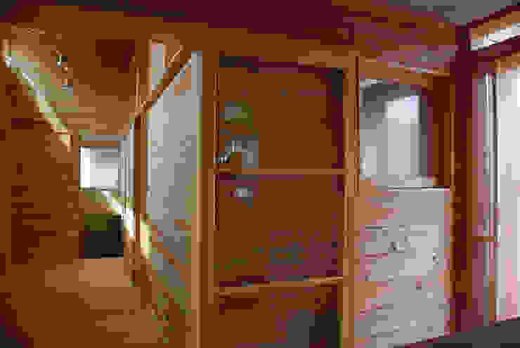 根據 丸菱建築計画事務所 MALUBISHI ARCHITECTS 田園風 木頭 Wood effect