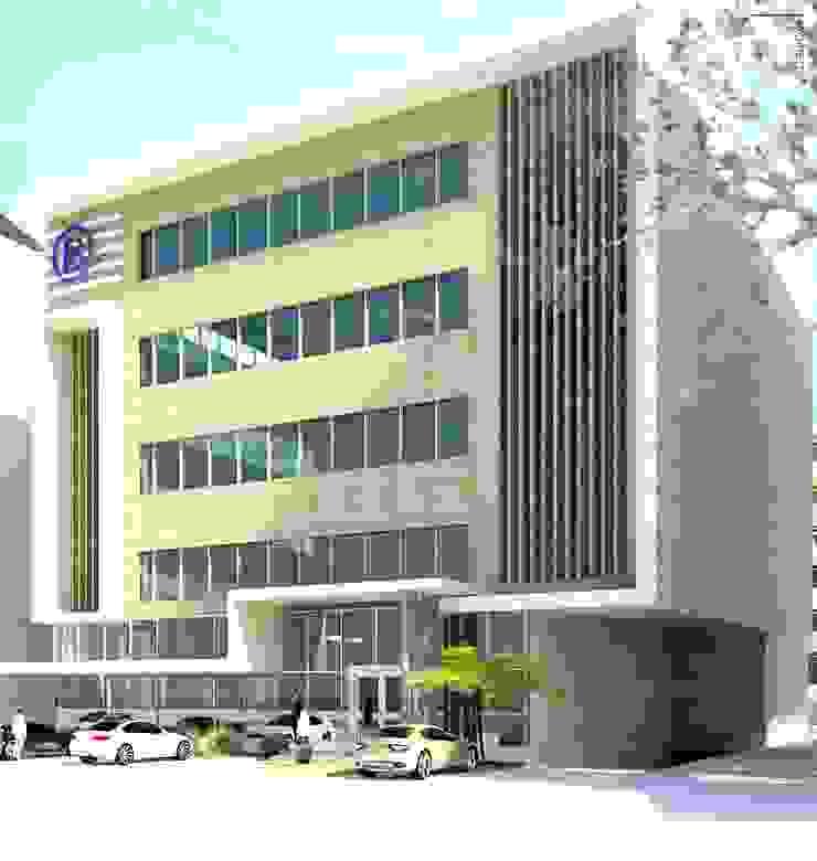 Al Bhandary Office Oleh Fatmaarch