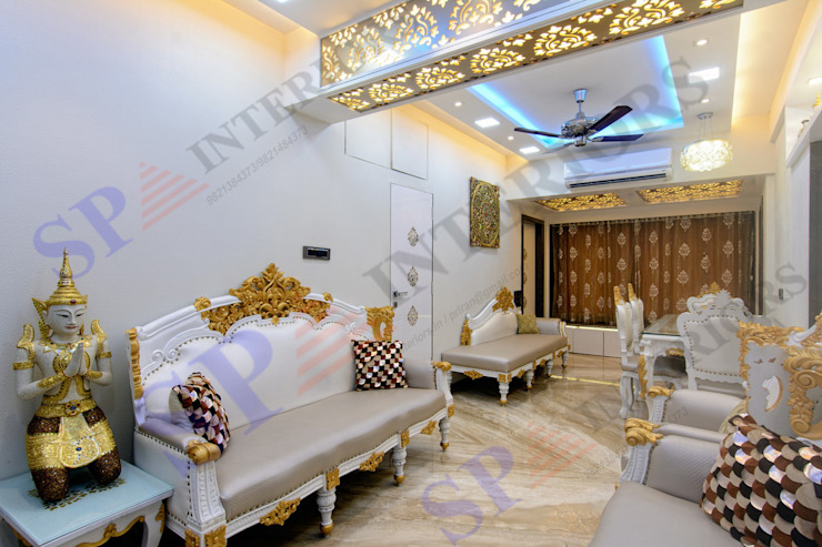 Mr. Gandhi by SP INTERIORS Classic