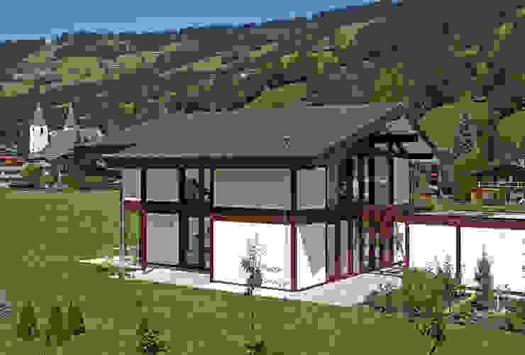 Modernes Fachwerkhaus In Osterreich Homify