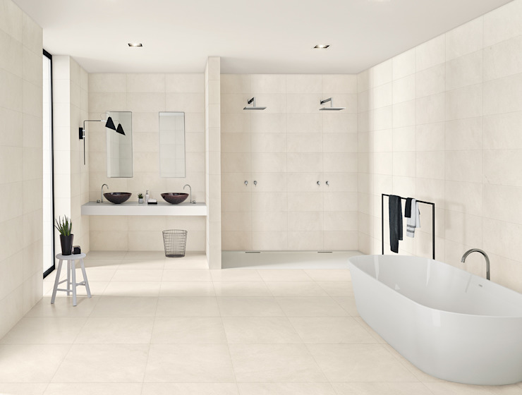 Concept Margres Industrial style bathroom