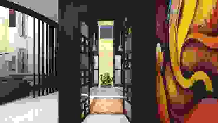 Pritam Mali, Karad: asian  by Cfolios Design And Construction Solutions Pvt Ltd,Asian