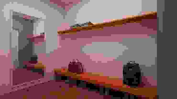 Gimnasios en casa de estilo moderno de SHI Studio, Sheila Moura Azevedo Interior Design Moderno