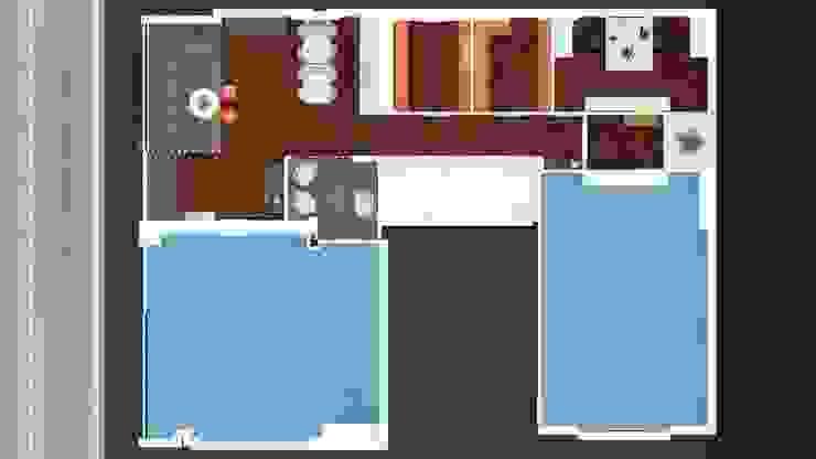 de SHI Studio, Sheila Moura Azevedo Interior Design