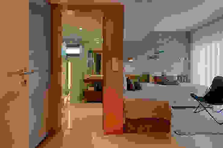 Quarto criança - Apartamento T2 em Cascais - SHI Studio Interior Design ShiStudio Interior Design Quartos de rapaz