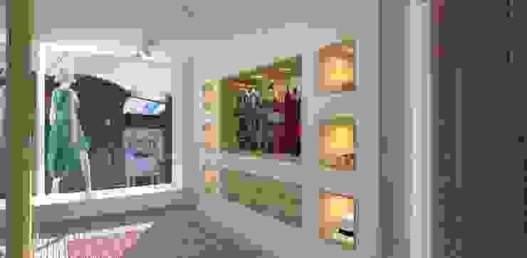 POLEN SHOP | Comercial de C | C INTERIOR ARCHITECTURE Moderno