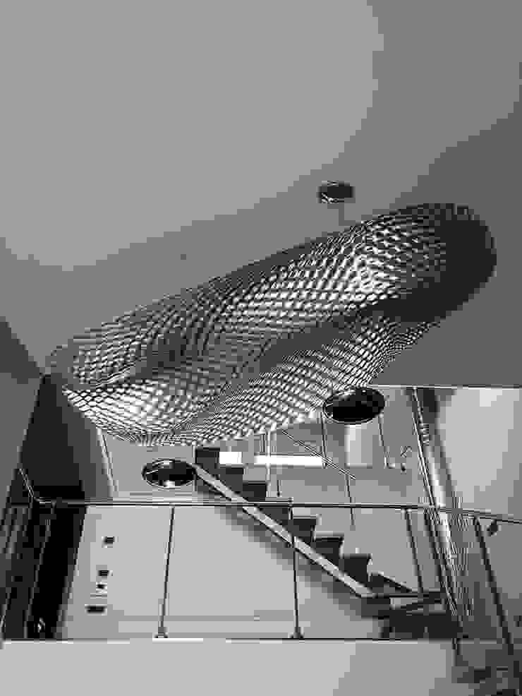 D&R apartment Soggiorno moderno di Studio ARCHEXTE' _ Vincenzo Castaldi Architetto Moderno