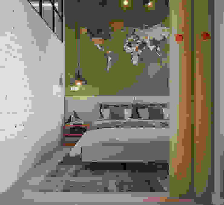 من Santoro Design Render حداثي