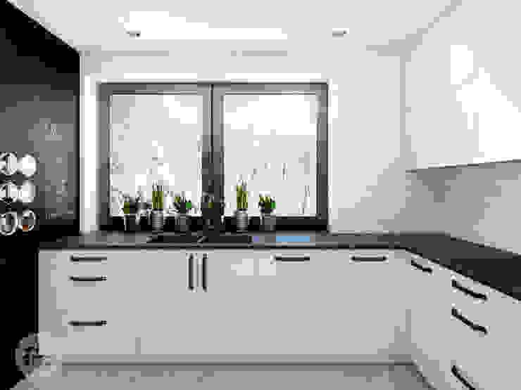 365 Stopni Built-in kitchens Quartz White