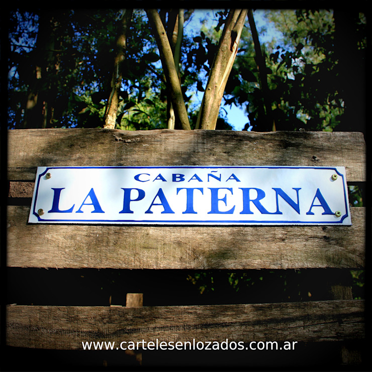 CARTELESENLOZADOS.COM.AR Garden Accessories & decoration