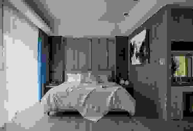 Modern style bedroom by 築青室內裝修有限公司 Modern