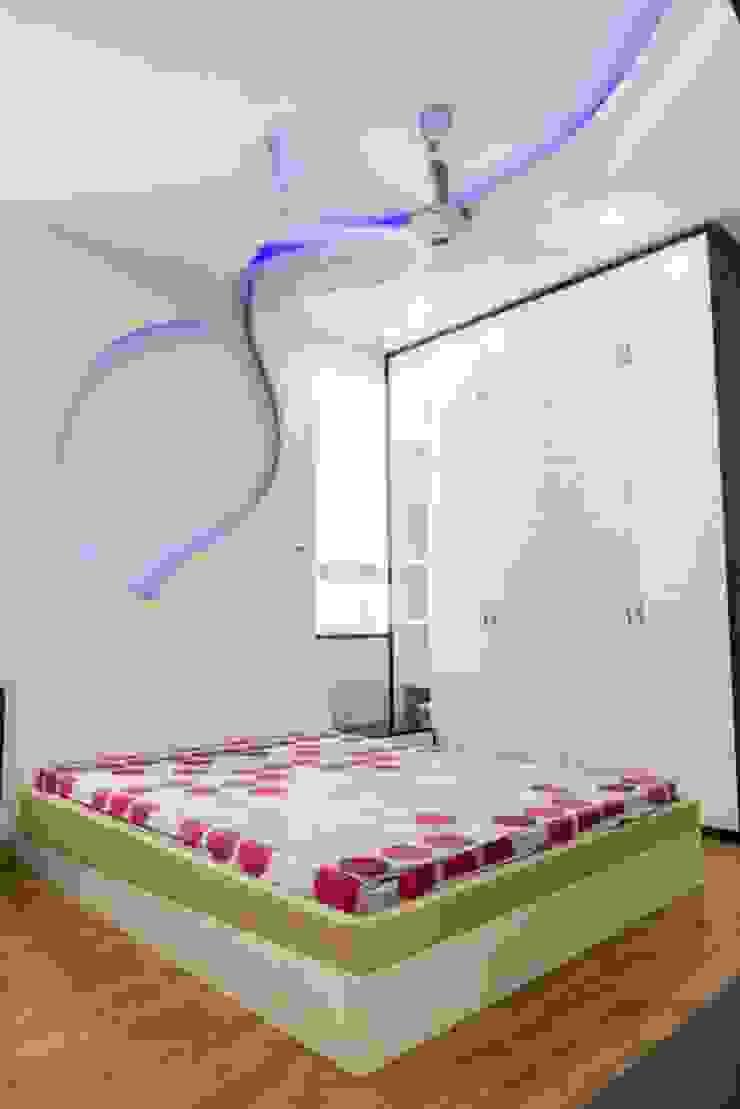 Phòng ngủ ấm cúng, sang trọng Phòng ngủ phong cách hiện đại bởi Công ty TNHH Xây Dựng TM – DV Song Phát Hiện đại