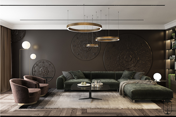 根據 U-Style design studio 古典風