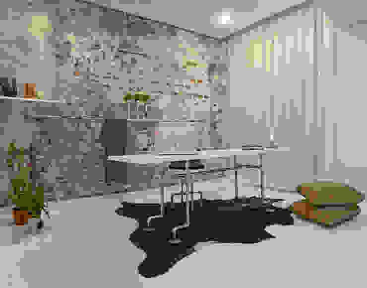 Industrial study Aorta the heart of art Walls & flooringWall & floor coverings Aluminium/Zinc Multicolored