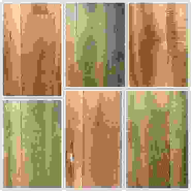Pisos de estilo  por Soloparquet Srl, Clásico Madera Acabado en madera