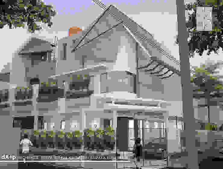 Corner House Oleh daksaja architects and planners