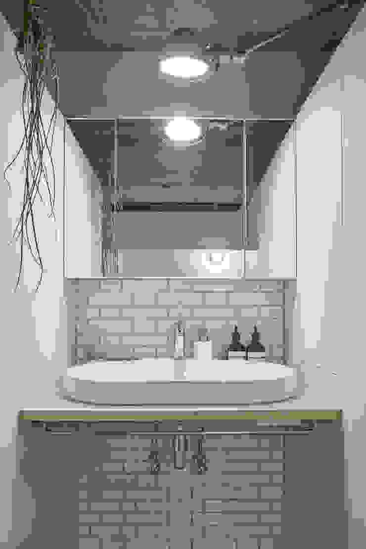 .8 / TENHACHI 衛浴鏡子 White