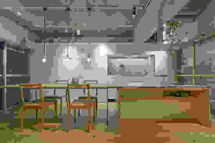 .8 / TENHACHI 廚房