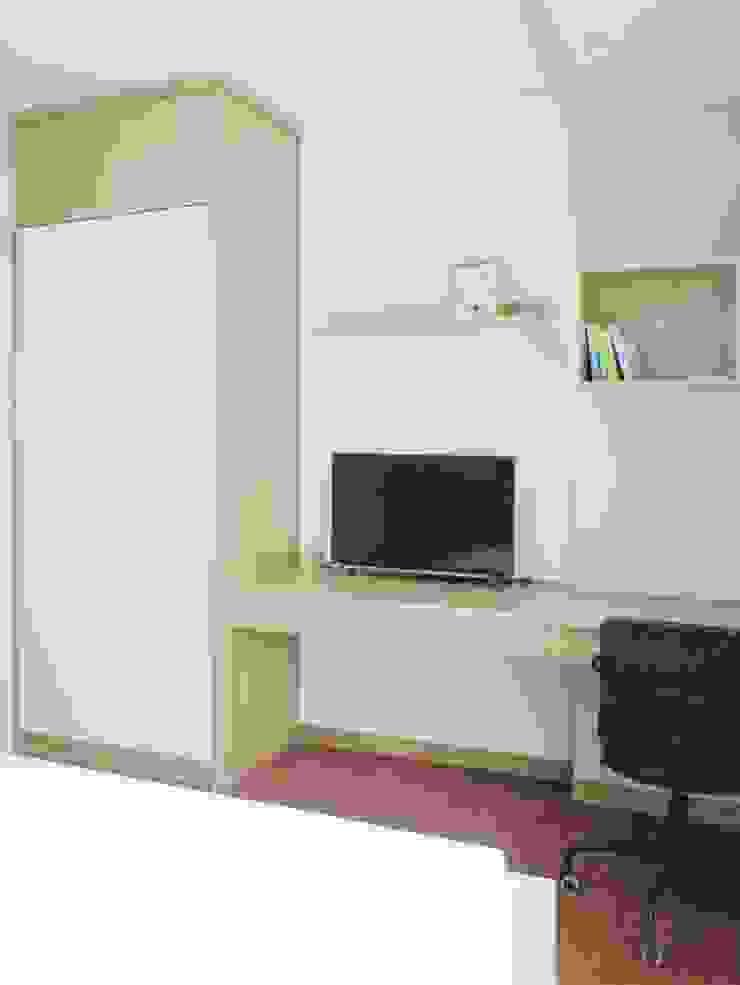 WPK Apartment Kamar Tidur Modern Oleh byatelier Modern