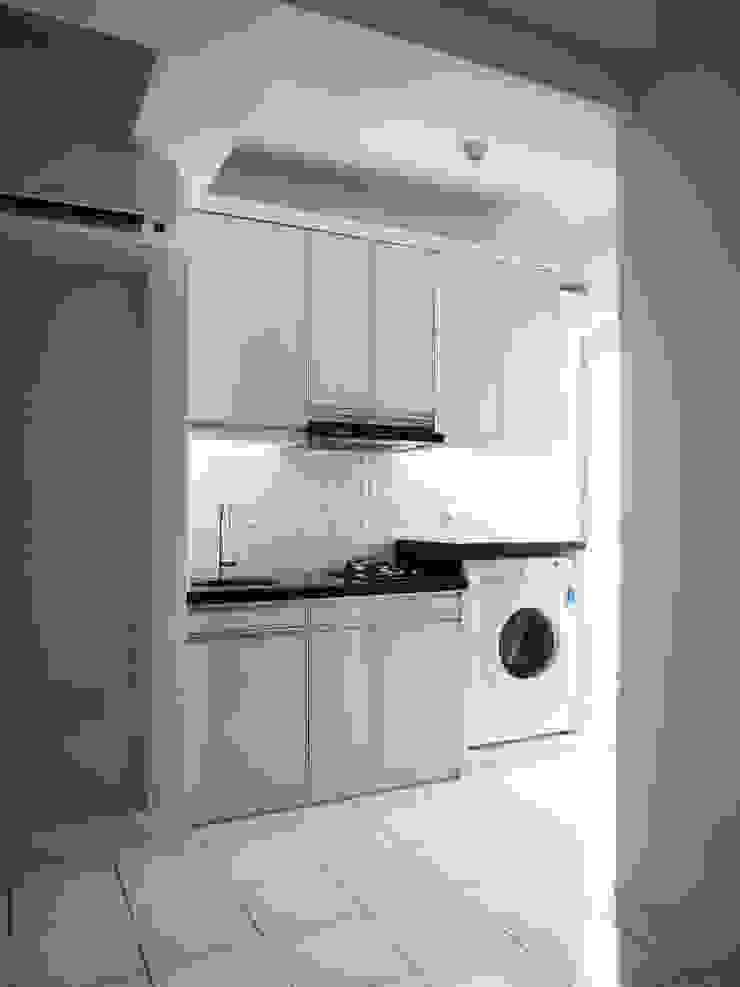 PR Apartment Oleh byatelier Modern Kayu Lapis