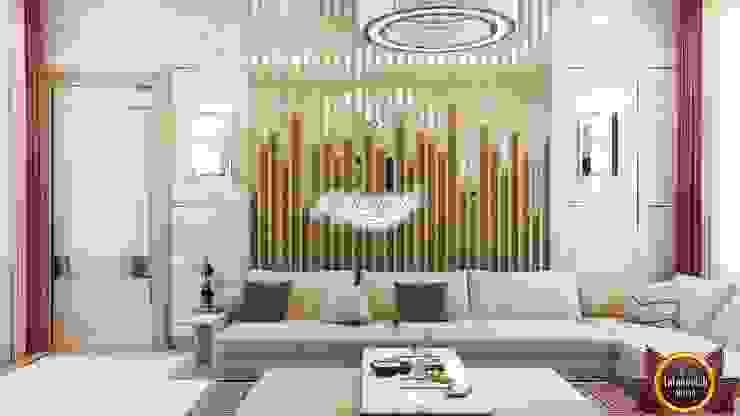 Salones modernos de Luxury Antonovich Design Moderno