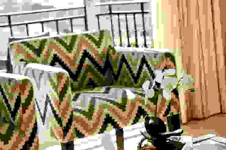 Elite De Elogios Living roomStools & chairs Textile Brown