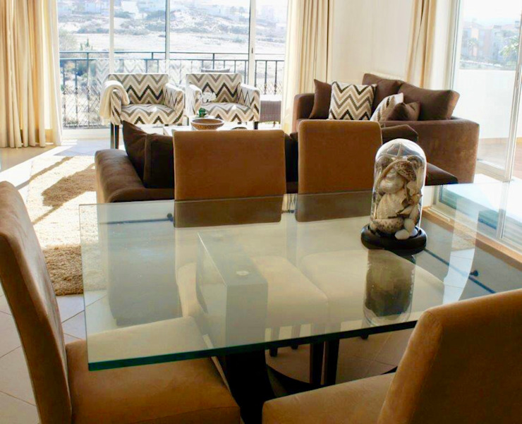 Elite De Elogios Dining roomAccessories & decoration Wood Amber/Gold