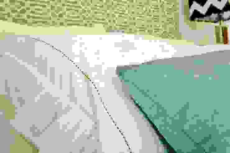Elite De Elogios BedroomAccessories & decoration Flax/Linen Blue