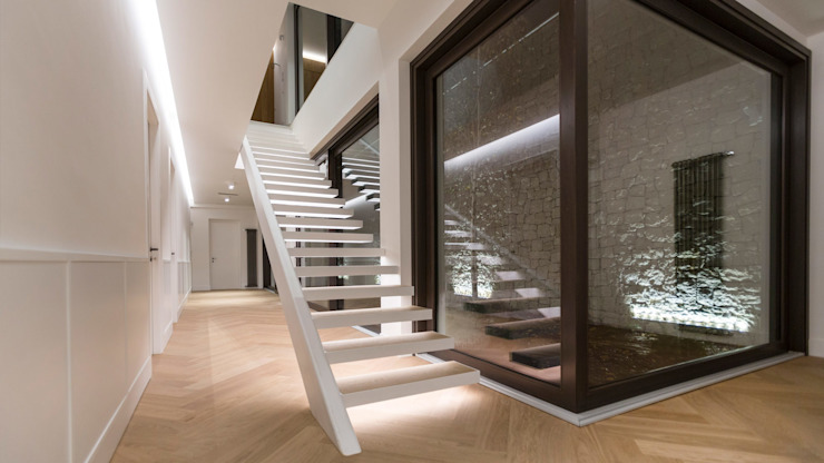 Stairs by GD Arredamenti,