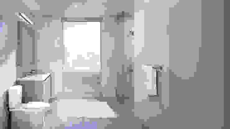The Jackson | Bathroom GD Arredamenti Bagno moderno Pietra Grigio