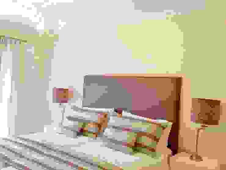 Elite De Elogios Yatak OdasıYataklar & Yatak Başları Suni Deri Kahverengi