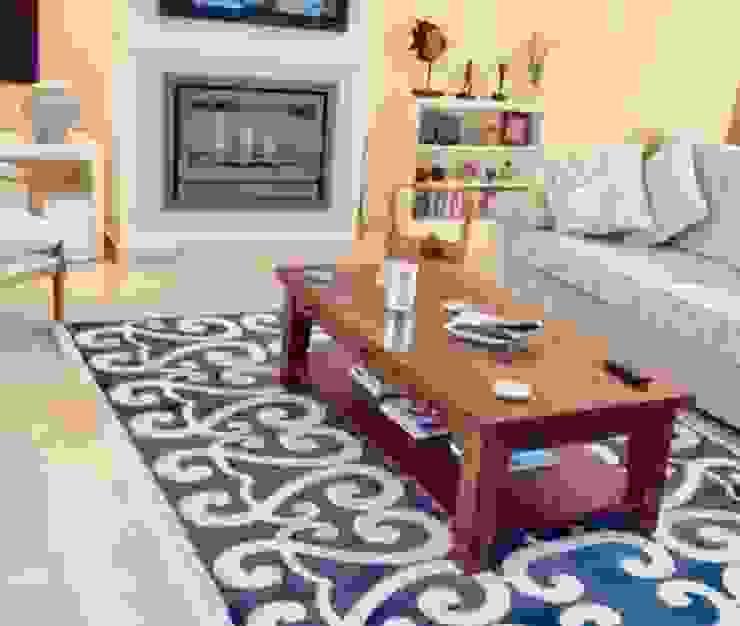 Elite De Elogios Oturma OdasıAksesuarlar & Dekorasyon Yün Mavi