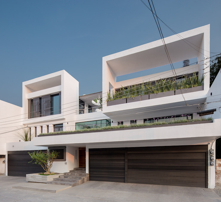 根據 Dionne Arquitectos 簡約風