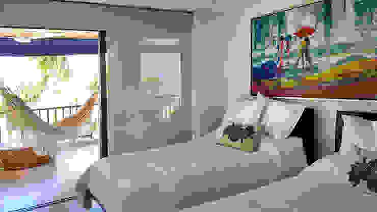 Bedroom by Remodelar Proyectos Integrales