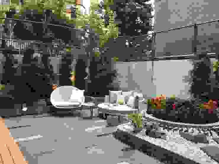 居家庭園設計 根據 大地工房景觀公司 古典風