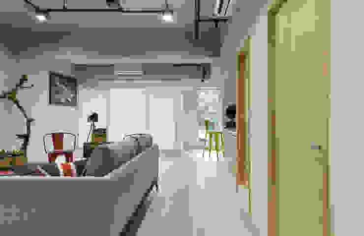 公共空間利用 根據 趙玲室內設計 工業風