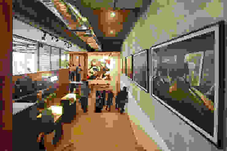 Realization #1 Kantor & Toko Gaya Industrial Oleh ARAT Design Industrial