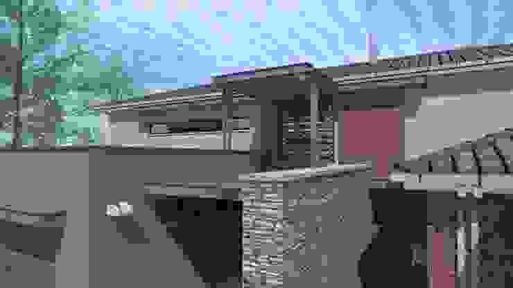 House N1 by ANTONIO DE FRANCA HOME DESIGNS