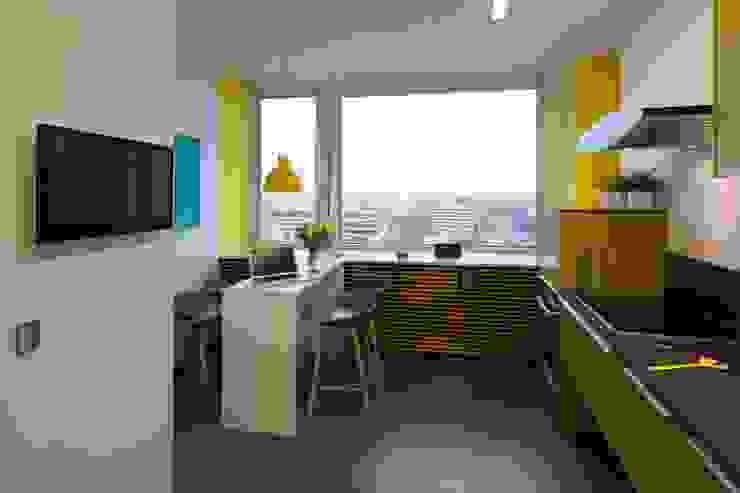 OFFENE KÜCHE _WERKSTATT FÜR UNBESCHAFFBARES - Innenarchitektur aus Berlin Moderne Bürogebäude