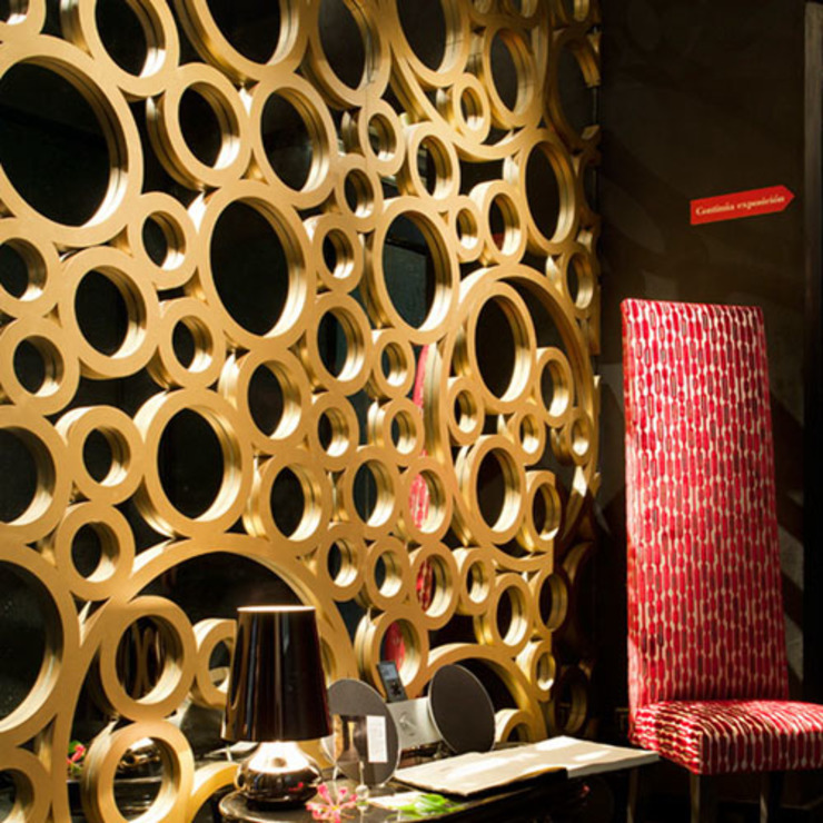 Wandrooster Aros: modern  door Deco Wall, Modern